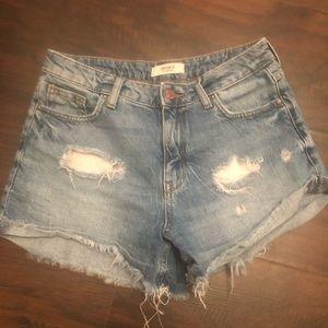 Forever 21 cutoff Shorts size Medium
